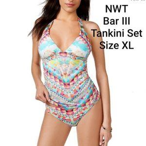 NWt BAR III Tankini Set XL